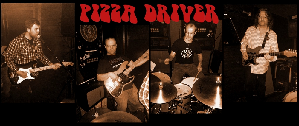 Koncert Pizza Driver w 8 Ball Club